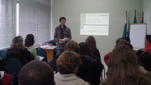 """Reginaldo: """"O curso Ética em Movimento amplia as funções do conselho junto aos profissionais"""""""