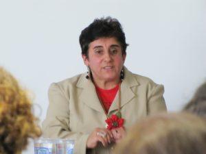 Hilma Santos alertou para a criminalização dos pobres e movimentos sociais