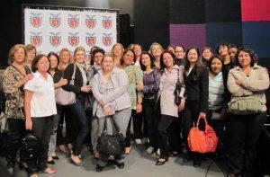Um número significativo de assistentes sociais marcou presença no evento